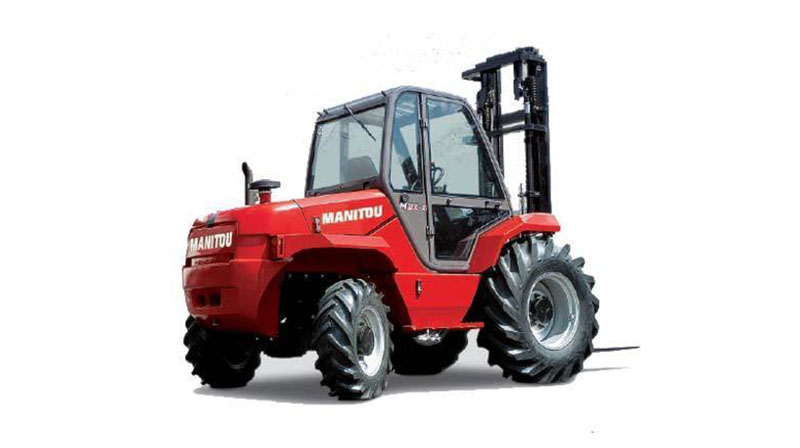 Rough Terrain Forklift 3-5tons