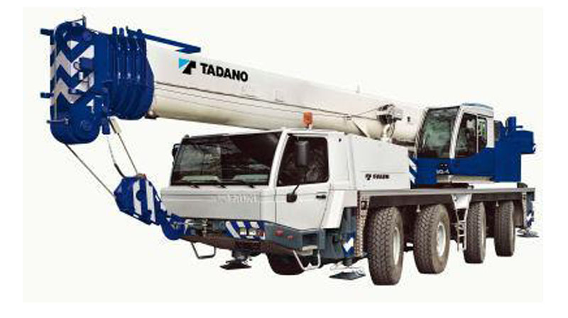 Truck Mounted Cranes 20-500tons