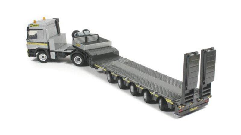 Low Bed Trucks